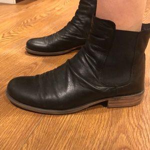 Miz Mooz Lissie black Chelsea boots size 39 (9)